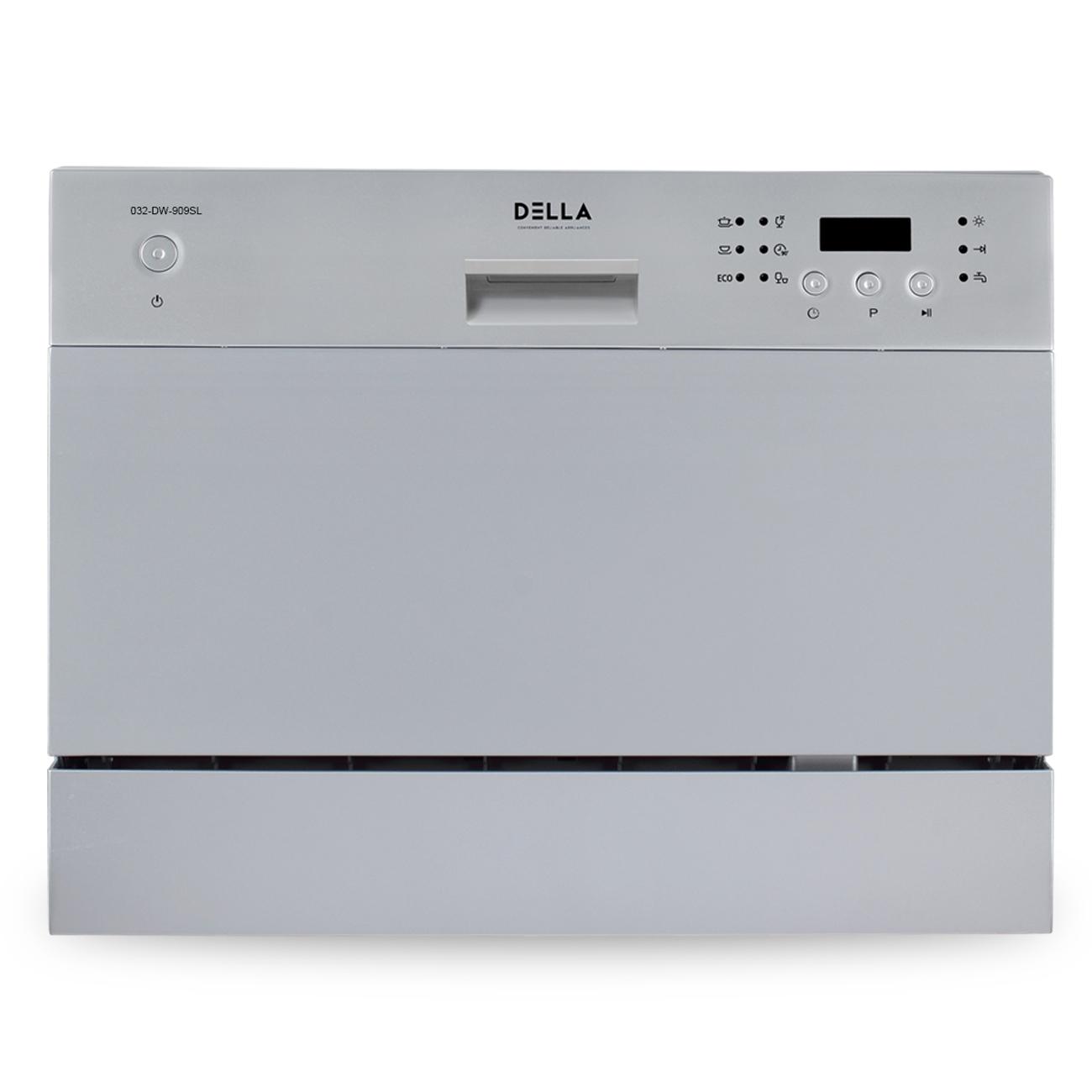 DELLA Countertop Compact Dishwasher