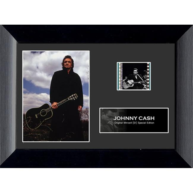 Film Cells USFC1953 Johnny Cash - Series 1 Special Edition Minicell