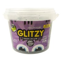 Compound Kings 3lb Purple Glitzi Slime Bucket (Color may vary)