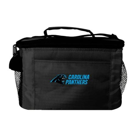 Carolina Panthers Cart Cooler (NFL Carolina Panthers 6 Can Cooler)
