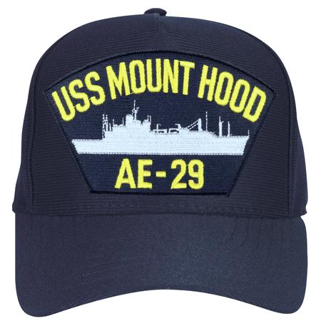 Uss Mount Hood (USS Mount Hood AE-29 Ships Ball)