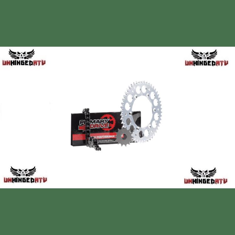 Primary Drive Alloy Kit & X-Ring Chain – Fits: Husqvarna ...