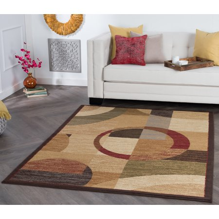 Bliss Rugs Kelly Contemporary Area Rug