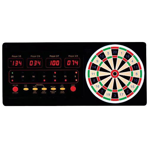 4-Player Display Touch-Pad Dart Scorer