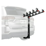 Allen Sports Deluxe 5-Bicycle Hitch Mounted Bike Rack Carrier, model 552RR
