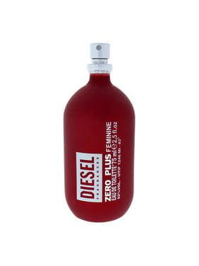 Diesel Zero Plus Eau de toilette Spray For Women 2.5 oz