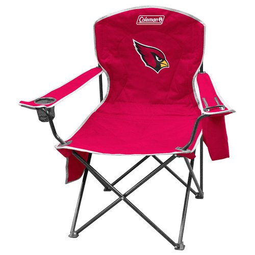 Coleman Quad Chair with 4- to 6-Can Cooler, Arizona Cardinals