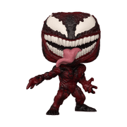 Funko Pop! Marvel: Venom: Let There Be Carnage - Carnage Vinyl Bobble-Head