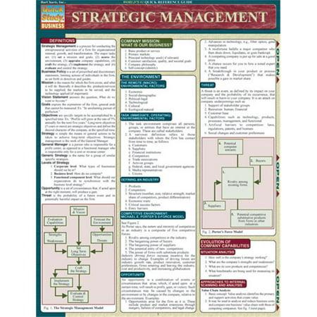 BarCharts-9781572225794 Inc. Strategic Management Pack de 3 - image 1 de 1