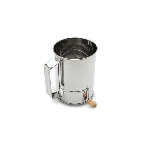 Fox Run Brands 4-Cup Stainless Steel Flour Sifter by