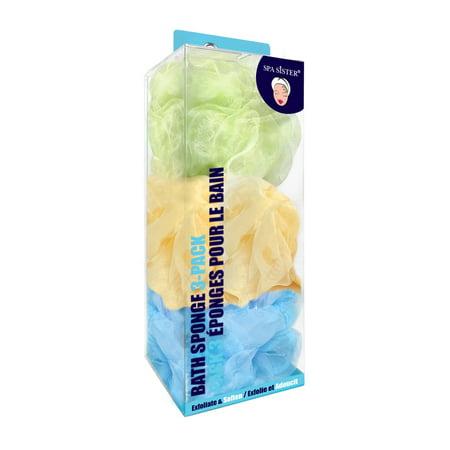 Spa Box (Spa Sister Chiffon Trio Box - Blue, Citrus, Celery )