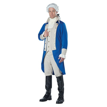Mens George Washington President Costume](Dead Presidents Costumes)