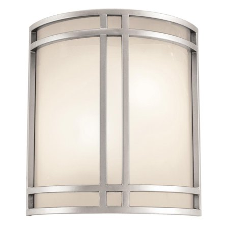 Access Lighting Artemis Wall (Satin / Opal Two Light Ambient Lighting Wall Washer From The Artemis Collection )