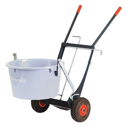 Collomix BC17 Bucket Cart Dolly for use with 17 Gallon Mixing Tub