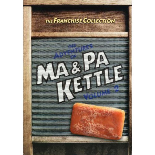 The Adventures of Ma & Pa Kettle: Volume Two