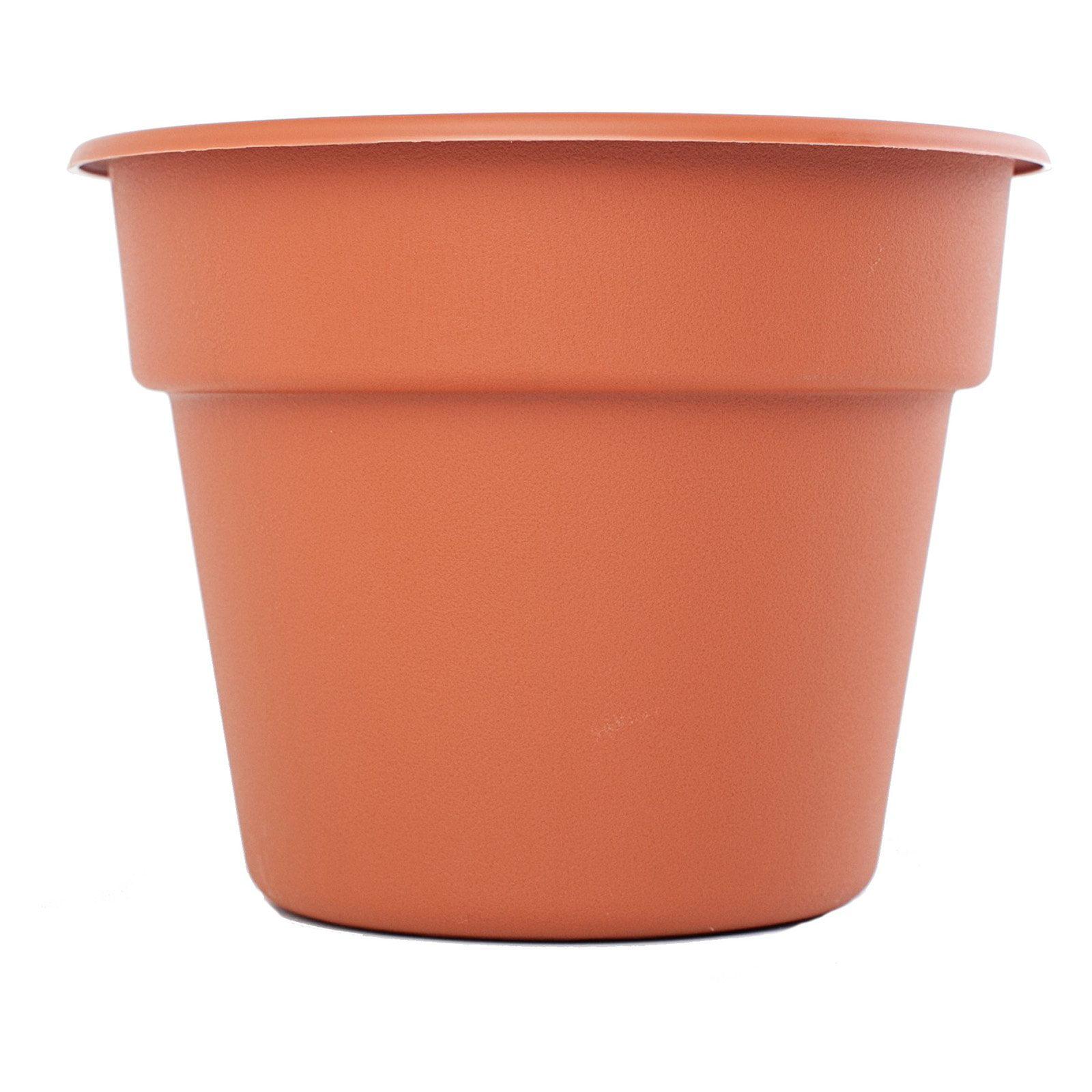 Bloem Dura Cotta Plastic Round Planter