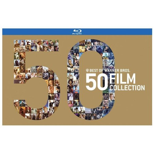 Best Of Warner Bros. 50 Film Collection (Blu-ray + UltraViolet)