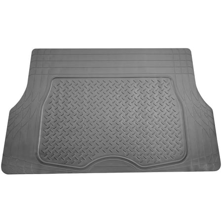 FH GROUP Premium Trimmaable Cargo Mat Trunk Liner, Gray - Gray Small Cargo Liner