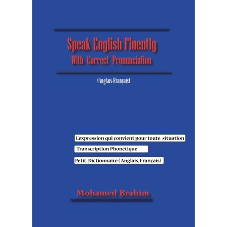 Speak English Fluently - eBook