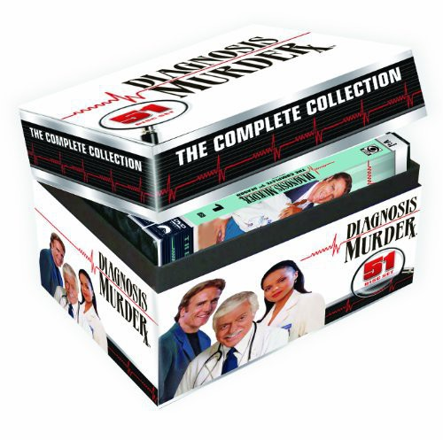 Diagnosis Murder: The Complete Collection by VEI