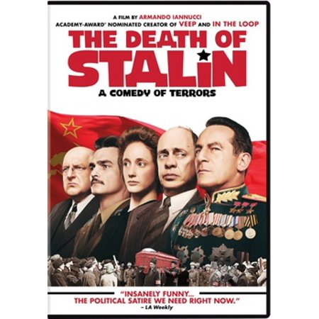 The Death of Stalin (DVD) - Joker Death Of The Family