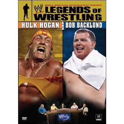 WWE: Legends Of Wrestling - Hulk Hogan And Bob Backlund (Full Frame)