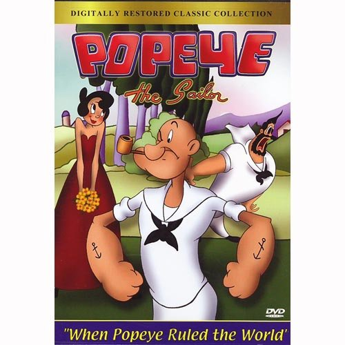 Popeye The Sailor: When Popeye Ruled The World (Full Frame)