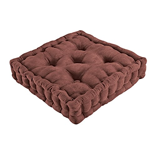 Collections Etc Tufted Support Padded Boosted Cushion