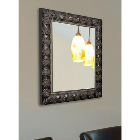 Rayne Mirrors V049 Classic Feathered Wall Mirror