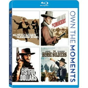Butch Cassidy & The Sundance Kid / The Comancheros / Fistful Of Dollars / The Horse Soldiers (Widescreen)