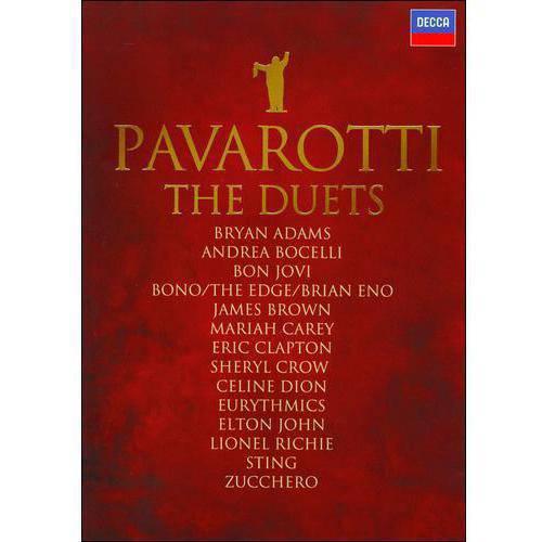Luciano Pavarotti: Duets (Music DVD) (Italian)
