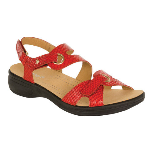 Women's Strappy Revere Comfort Shoes Sydney Strappy Women's Sandal 045b66