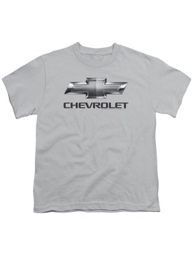 Chevrolet - Chevy Bowtie - Youth Short Sleeve Shirt - Large