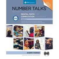 Number Talks: Whole Number Computation, Grades K-5 (Paperback)