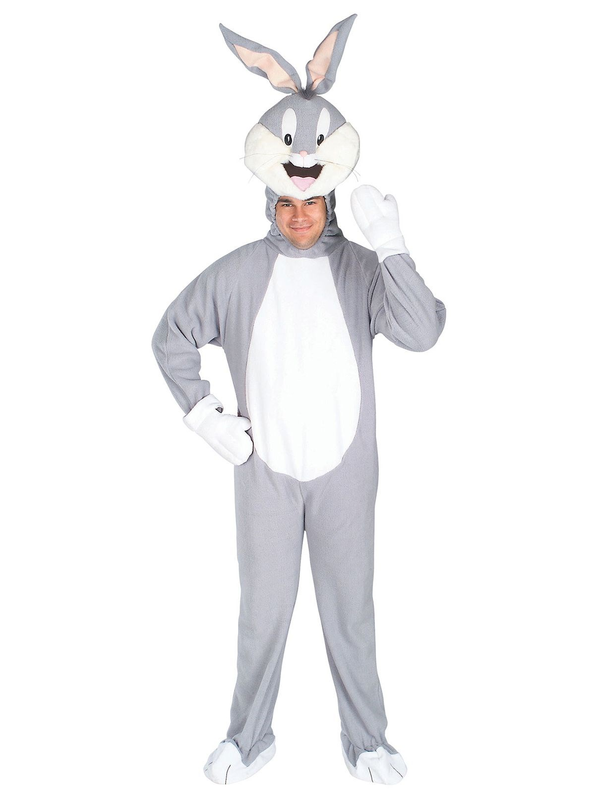 Delightful Bugs Bunny Costume For Adult