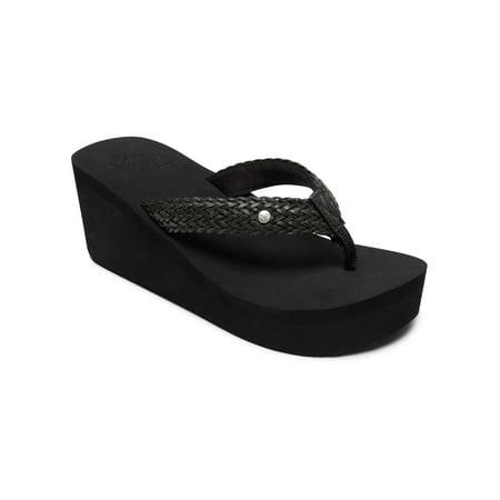 Roxy Womens Mellie II Sandals - Black