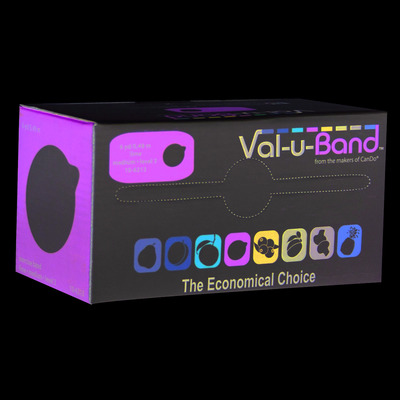 Val-U-Band Low Powder Exercise Fitness Band - 6 yard