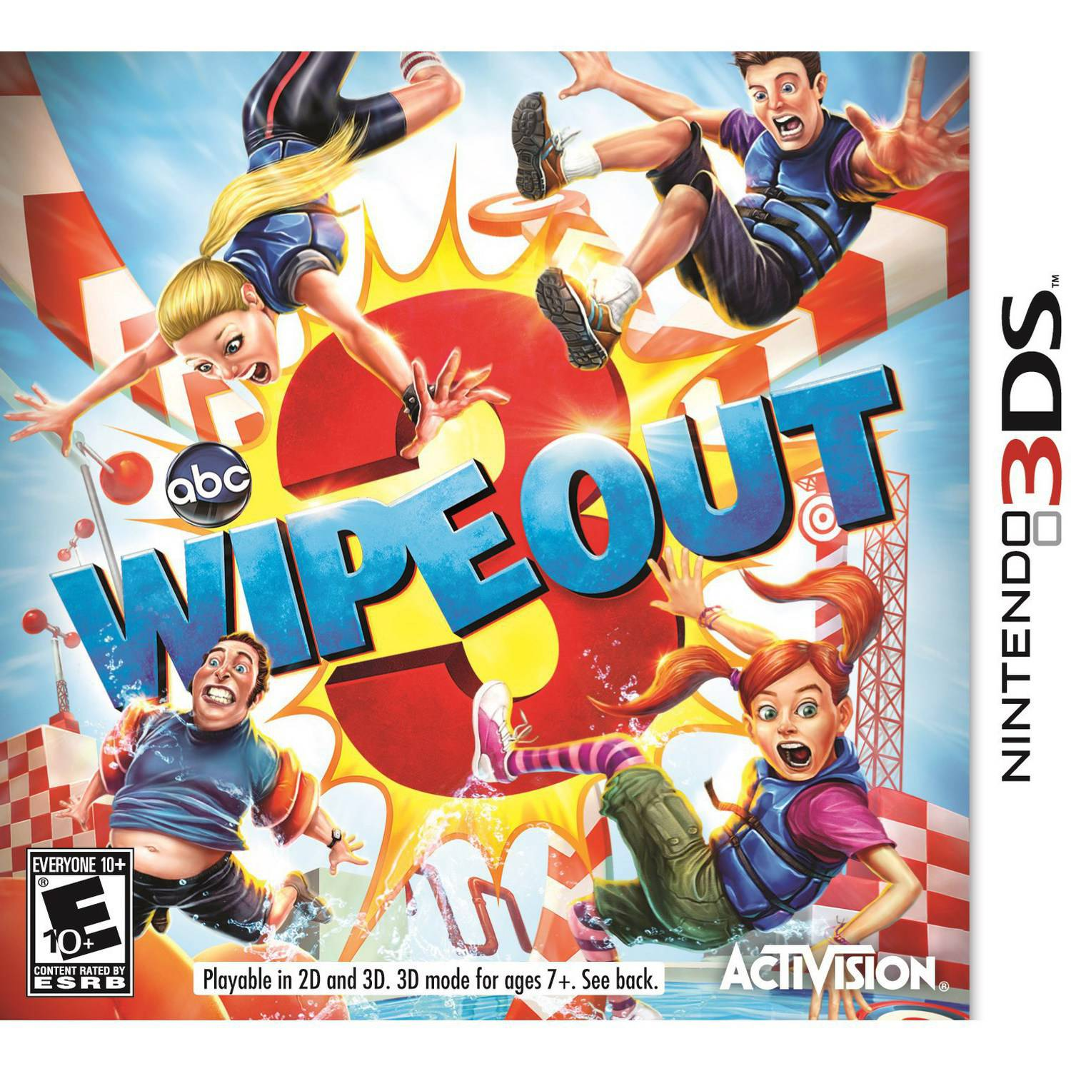 Wipeout 3 (Nintendo 3DS)