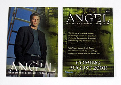 Angel Season 1 Promo Card AL-1