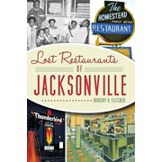 American Palate: Lost Restaurants of Jacksonville (Paperback)