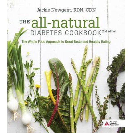 The All-Natural Diabetes Cookbook - eBook