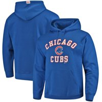 1014b86a63c Product Image Chicago Cubs Stitches Fastball Fleece Pullover Hoodie - Royal  Blue