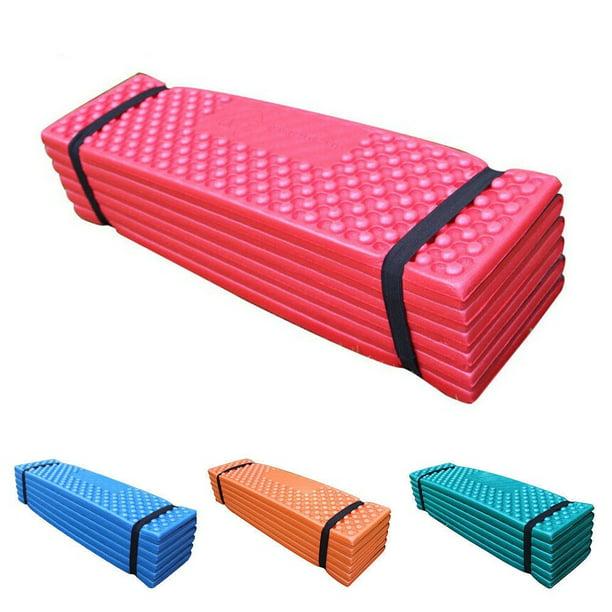 Ultralight Foam Campings Mat Folding Beach Sleeping Pad`Waterproof^MattressDLAK