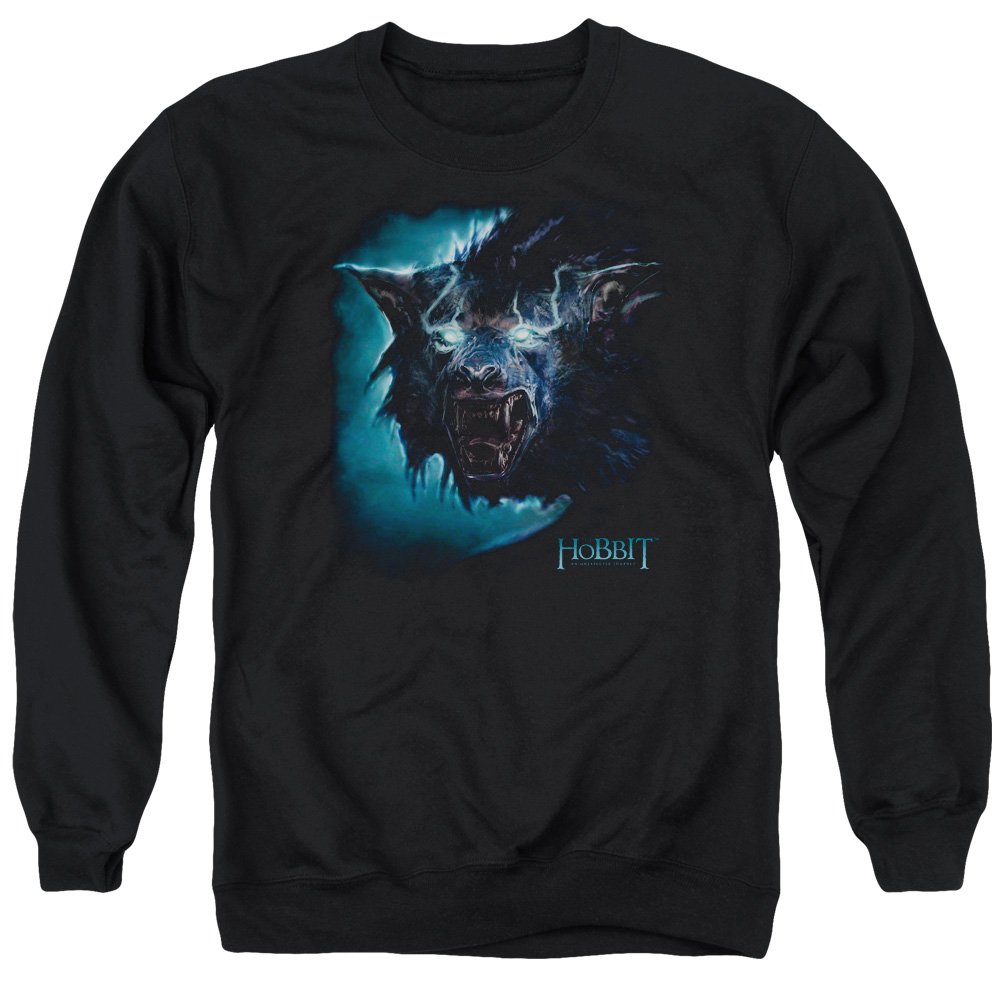 The Hobbit Warg Mens Crewneck Sweatshirt