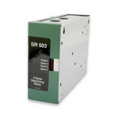 - Taco SR503 Three Zone Pump Switching Relay with Priority (Replaces AR861-3)
