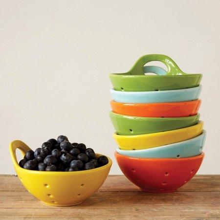 3R Studios Stoneware Berry Bowls - Set of 4 China 4 Berry Bowls