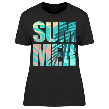 Send You A Summer Vibes Tee Women's -Image by Shutterstock