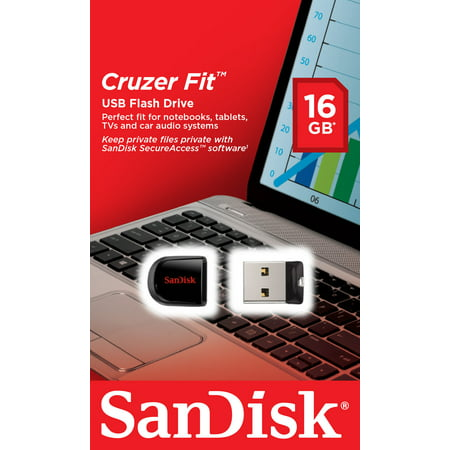 SanDisk Cruzer Fit 16 GB USB F ()