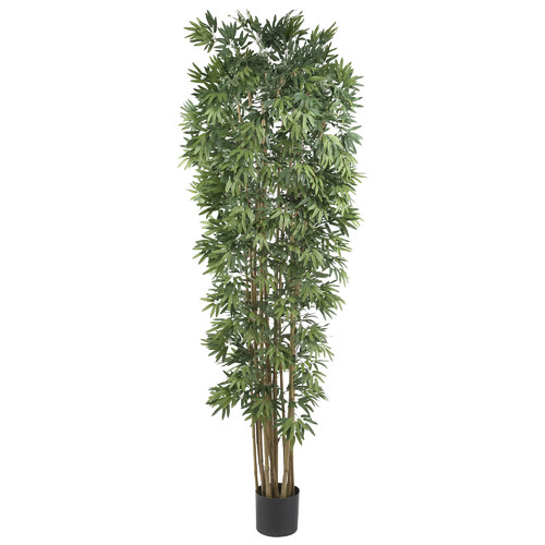 Nearly Natural Nearly Natural Bamboo Japonica Tree in Pot