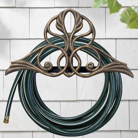 Victorian Hose Holder, Oiled-Rubbed Bronze ()